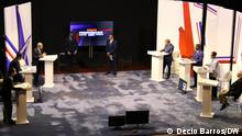 Debate with candidates for presidential elections in Cape Verde ***09.09.21