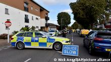 Leigh-on-Sea, UK | British Lawmaker Sir David Amess reportedly stabbed