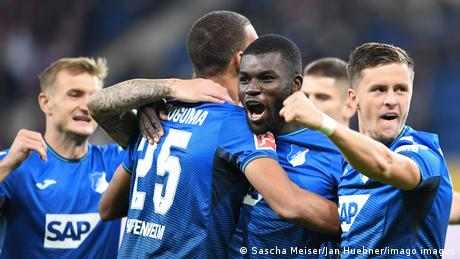 Bundesliga: Boom and bust for Cologne as Hoffenheim win big