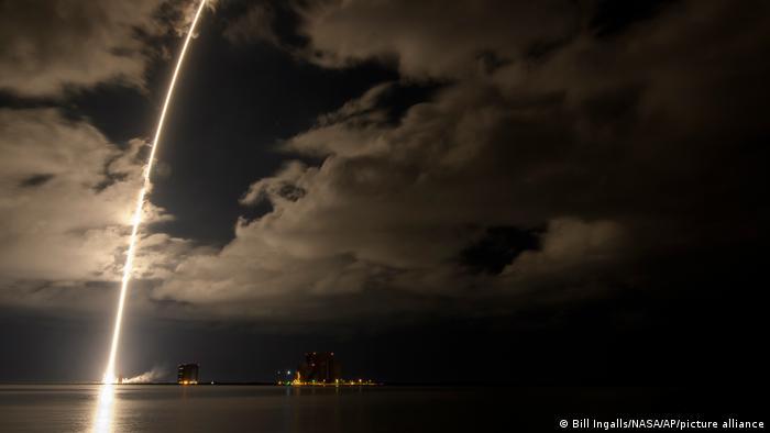 Nasa envia sonda a Júpiter