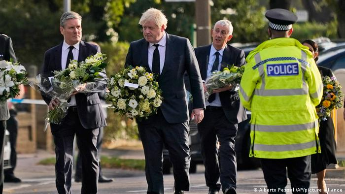Morte de parlamentar britânico foi ato terrorista, diz polícia