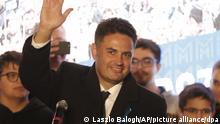 Единый кандидат венгерской оппозиции на парламентских выборах 2022 года - Петер Марки-Зай