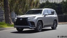 Lexus LX 600 (2022): Die Luxusversion des neuen Land Cruiser