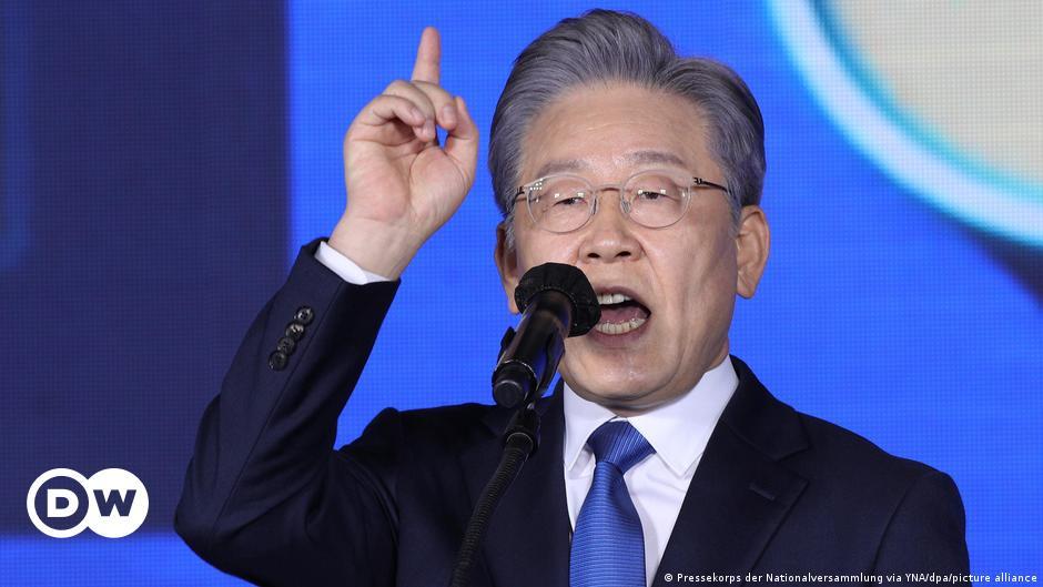 Lee Jae Myung: Wird er Südkoreas nächster Präsident?