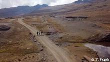 Con sabor y saber 01.03.2021 La Paz, das Kochteam von Gustu sammelt Algen in die Lagunen Rechte: Frei