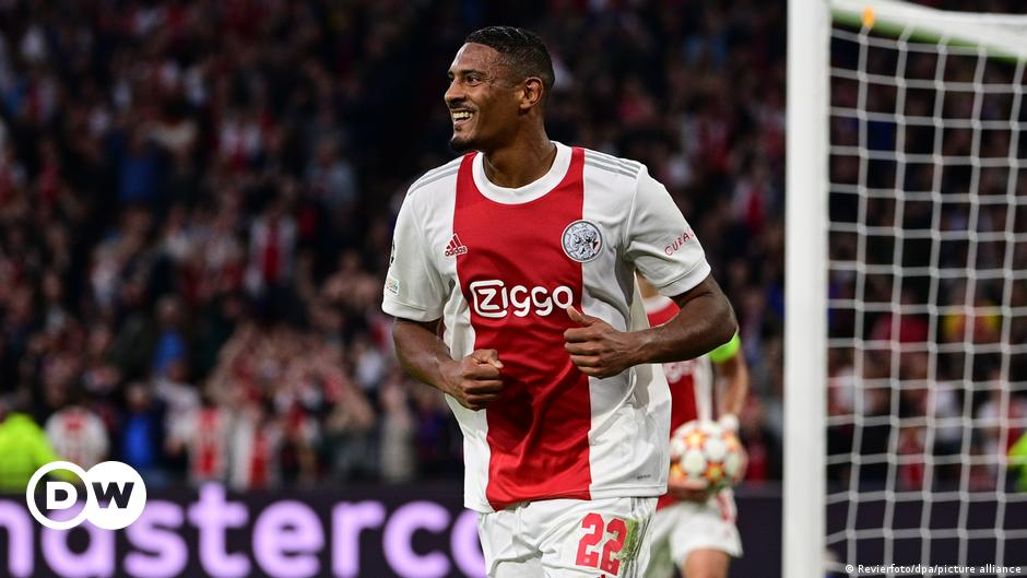 Champions League: Sebastien Haller back to his prolific best with Ajax