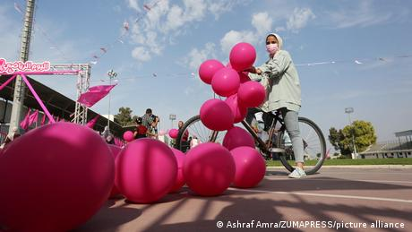 Pinktober puts spotlight on breast cancer in Middle East