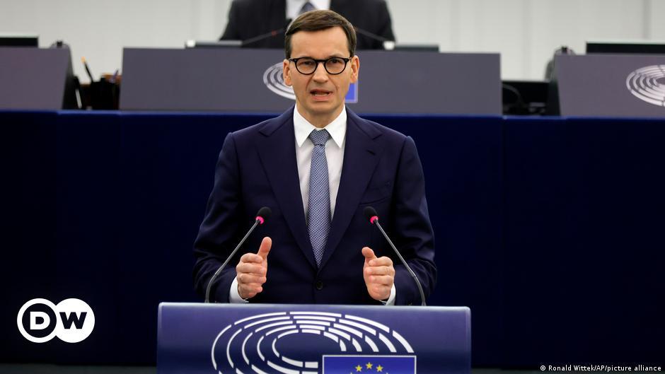 """Warschau spricht von """"Erpressung"""" durch die EU"""