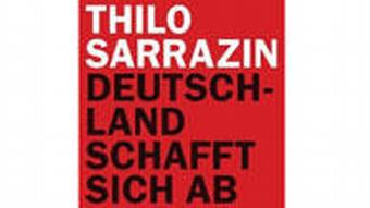 The title cover of Germany Abolishes Itself by Thilo Sarrazin