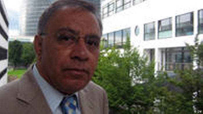 Hasan Hussain Deutsche Welle