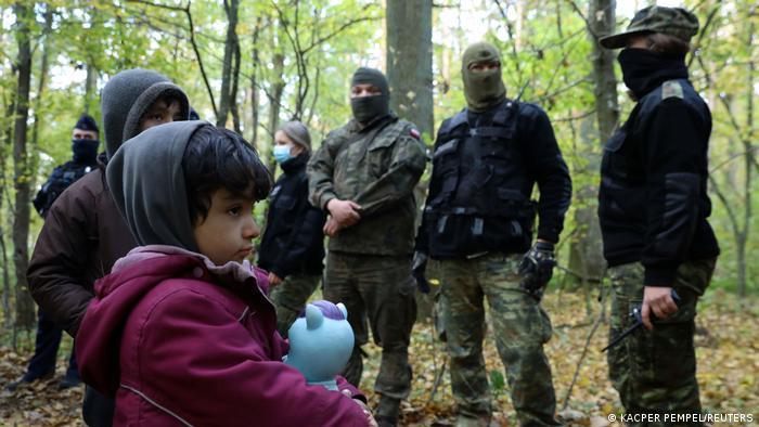 UE acusa Belarus de estimular nova crise migratória no continente