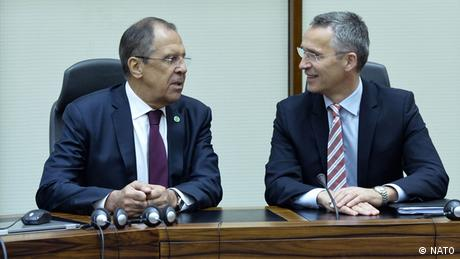 With dueling downgrades, NATO-Russia diplomacy is at a new low