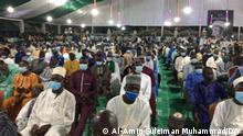 30.10.2020 Maulid-Festival by moslems of the Tijjaniyya in Kaulaq, Senegal.