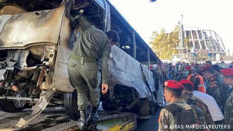 Syrien Damaskus | Bombenanschlag