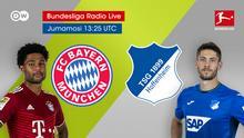 Bundesliga Radio Vorschau Bilder FCB_TSG_KIS