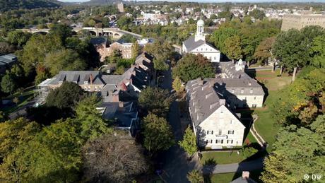 DW TV Beitrag Still Bethlehem, Pennsylvania