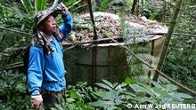In Taiwan, tea harvest suffers as the climate changes