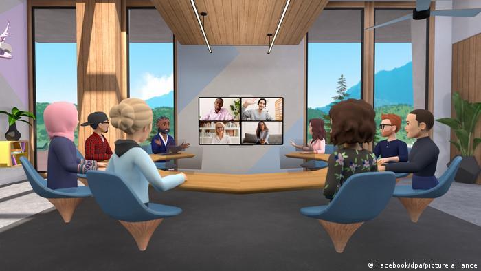 El fundador de Facebook, Zuckerberg, quiere crear un entorno virtual donde se pueda estar con la gente en espacios digitales.