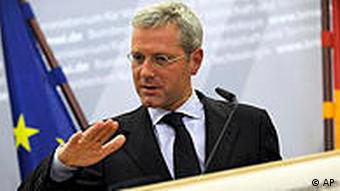 Deutschland Bundesregierung Energie Umweltminister Norbert Röttgen