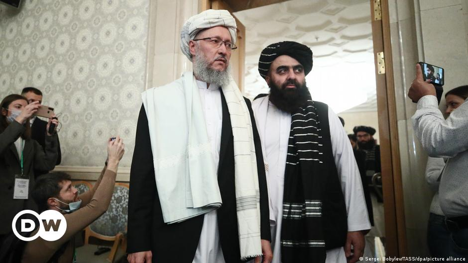 Kreml: Taliban sollen Menschenrechte achten