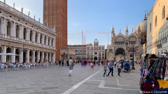 Catracas contra turistas podem ser salvação para Veneza?