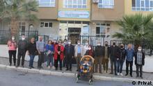 Die Schule für Geistigbehinderte in der Türkei Provinz Salihli/ Manisa soll verlegt werden. Die Eltern sind dagegen. ***Die Bilder sind von Elterninitiative und die Rechte für uns frei.