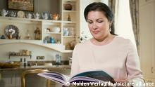 Анна Нетребко с новой книгой