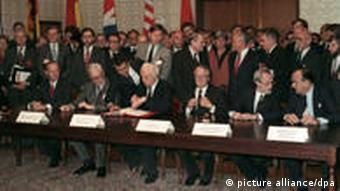 20. Jahrestag Zwei-Plus-Vier-Verhandlungen