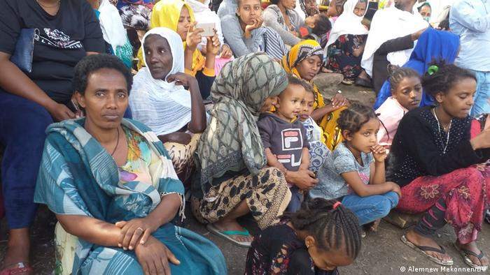 Internally displaced Persons in Dessie