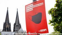 包括科隆在内的德国许多城市仍没有取消口罩令