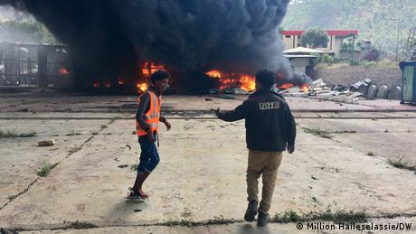 Ethiopia: Renewed airstrikes pummel Tigray region