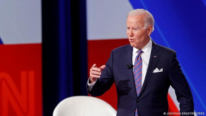 Biden promete proteger Taiwan em caso de ataque chinês