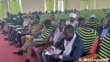 Ale District, South Ethiopian Council meeting on Progress Autour/Copyright:- Shenanigan (DW correspondent in Hawassa) 221021 Schlagworte: Äthiopien, Ale