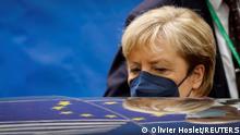 Belgien | EU Gipfeltreffen in Brüssel - Angela Merkel