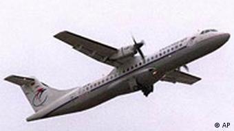 Billigairline: Ein Flugzeug von Eurowings Frankfurt a.M.