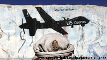 Symbolbild US-Drone in Nahost