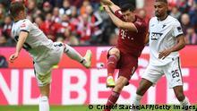 Deutschland Bundesliga | Bayern München - Hoffenheim