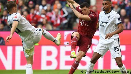 Deutschland Bundesliga   Bayern München - Hoffenheim