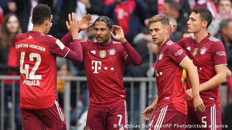 Deutschland Bundesliga | Bayern München - Hoffenheim | Tor Gnabry