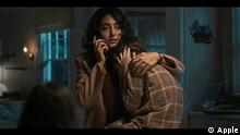 "Golshifteh Farahani and Azhy Robertson in ""Invasion"