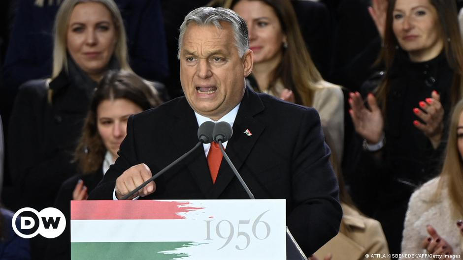 Hungary: Orban accuses EU, US of meddling as election looms | DW | 23.10.2021