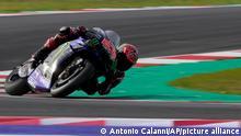 MotoGP - Motorradrennen - Fabio Quartararo