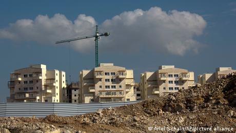 Symbolbild I Westjordanland I Wohnungen