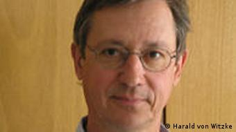 Harald von Witzke, professor of agricultural sciences at the Humboldt University of Berlin
