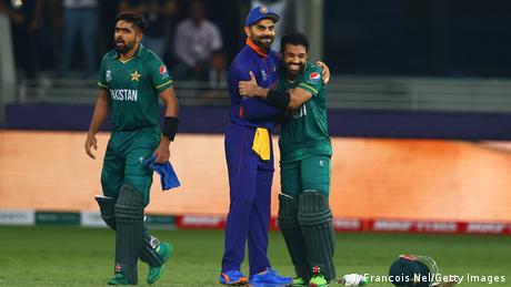 India vs Pakistan - T20 world cup cricket