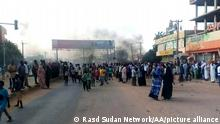Sudan - Unruhe