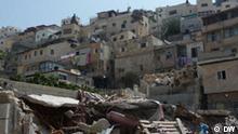 Israel Jerusalem Ruine