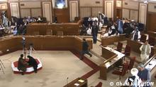 A view of Balochistan Assembly session, October 25, in which motion of no-confidence against Ex chief minister Jam Kamal was considered.