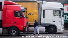 У Німеччині вже бракує 80 тисяч водіїв вантажівок