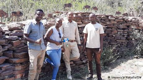 tour guides in Serengeti National Park